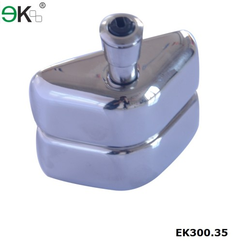 glass swimming pool fence stainless steel latch shell