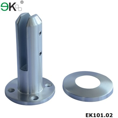 2205 stainless steel bolt down precision casting spigot