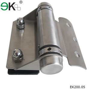 Frameless Heavy Duty Round Pipe Hinges