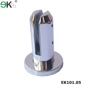 316 stainless steel mini post for 88.2 laminated glass