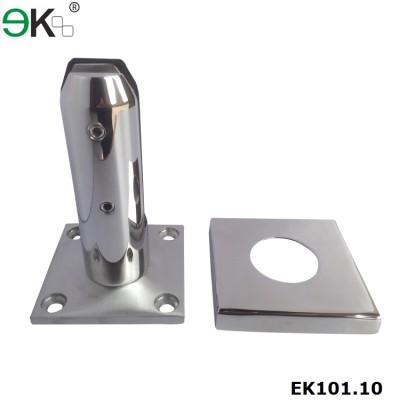 base mounted glass spigot for frameless glass balustrade