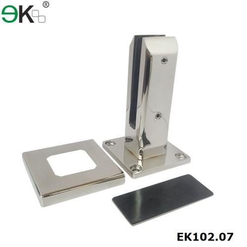SS316L friction grip welded spigot