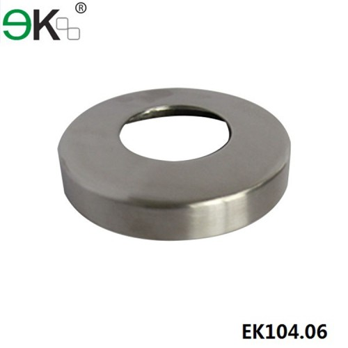 stainless steel round cover for post