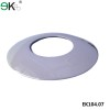 Stainless Steel Curved Cover Plate