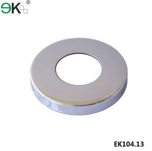 stainless steel flat dress ring cover