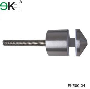 Stainless Steel Glass Cone Head Standoff Hardware Screw