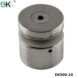 Stainless Steel Glass Standoff Button
