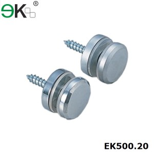 wood stainless steel standoff nut screw
