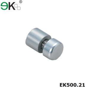 stainless steel glass advertising standoff screw