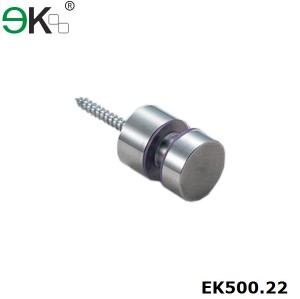 wood stainless steel lag standoff bolts