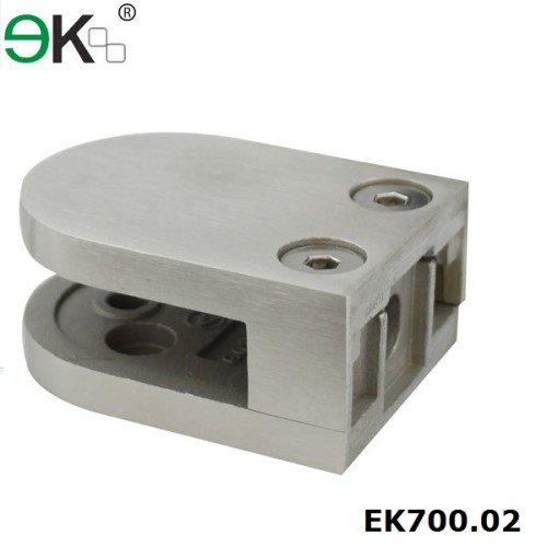 stainless steel glass clip