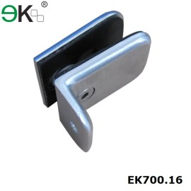 Stainless Steel Glass End Bracket