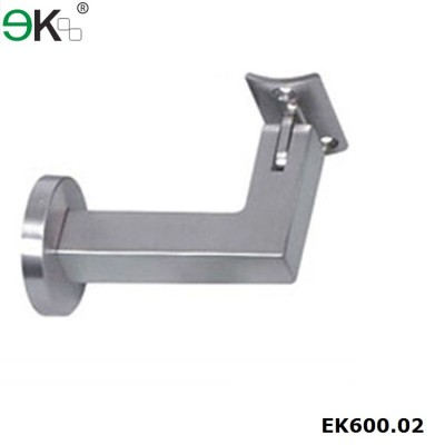 Stainless Steel Square Wall Handrail Bracket