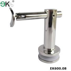 Frameless Adjustable Saddle Handrail Bracket