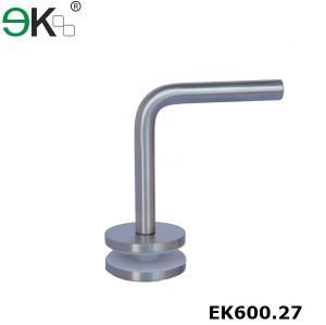 stainless steel glass handrail bracket