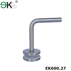 stainless steel glass handrail bracket