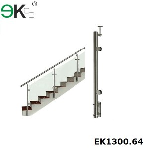 stainless steel design stainless steel stair railing post