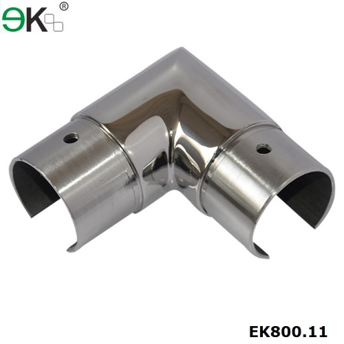 316 stainless steel slot tube joiner