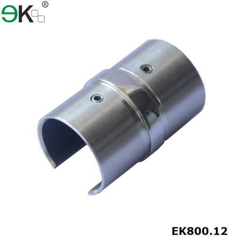 stainless steel pipe line connector