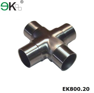 Stainless Steel four-way Connection