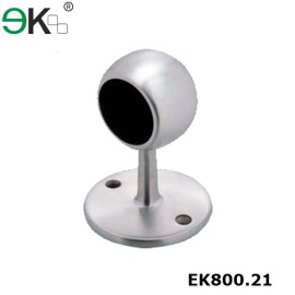 stainless steel handrail support bracket