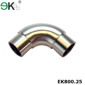 stainless steel stair handrail bend