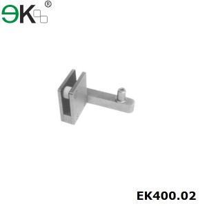 stainless steel glass joint pivot hinge for frameless glass gate