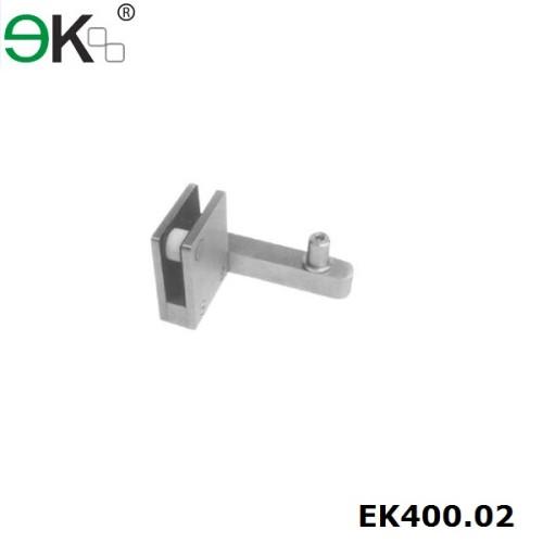 stainless steel glass joint pivot hinge for frameless glass gate