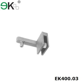 Stainless steel pivot pin for shower door fixing hardware