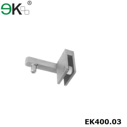 Stainless steel pivot pin for shower door fixing hardware