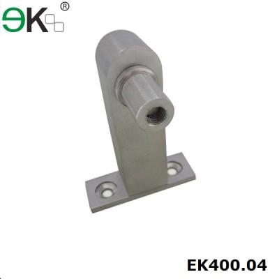 Stainless Steel Glass Gate Bottom Pivot