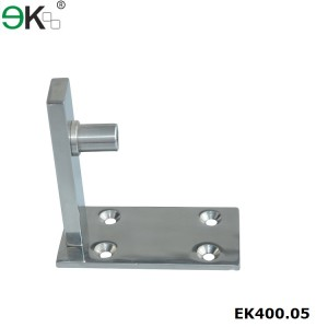 Stainless Steel Pivot Bracket for Frameless Pool Fence