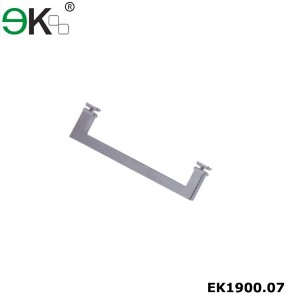 Australia standard stainless steel bathroom door handle