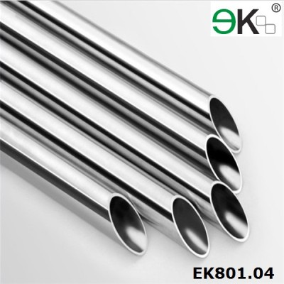 stainless steel round tube handrail