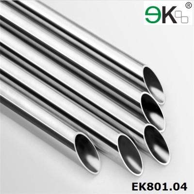 stainless steel round tube handrail