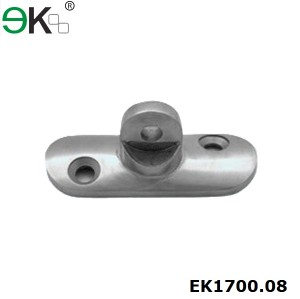 Stainless Steel Adjustable Bar Saddle Bracket