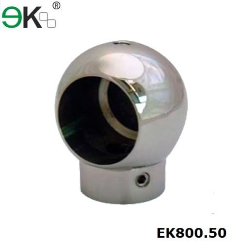 Stainless steel decorative spherical cap nut end cap