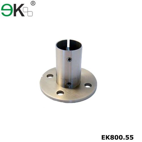Stainless steel tube fitting wall floor flange welding neck flange