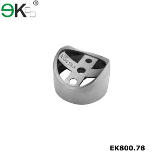 Stainless steel perpendicular joiner external cap