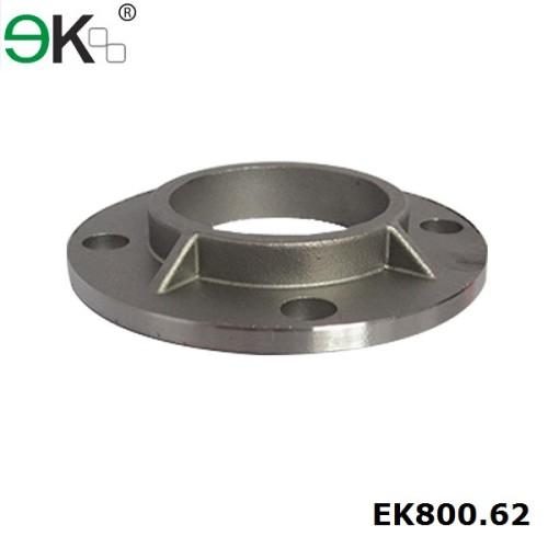 Stainless Steel Round Tube Floor Flange
