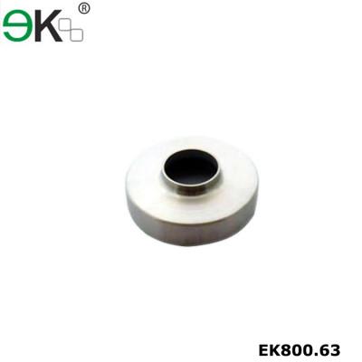 Stainless steel handrail balustrade base cover for upright post