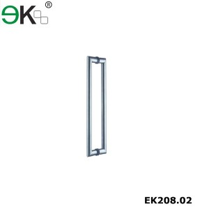 Glass door accessories door pull handle