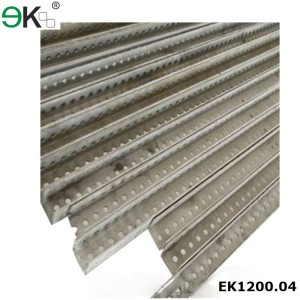 Stainless steel U channel for stone cladding