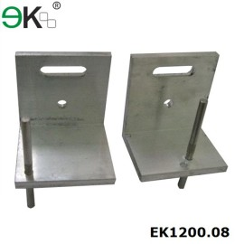inox stone fixing bracket