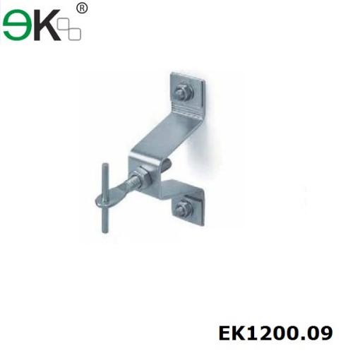 stainless steel stone marble restraint support bracket
