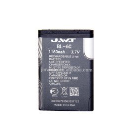 BL-6C battery for NOKIA