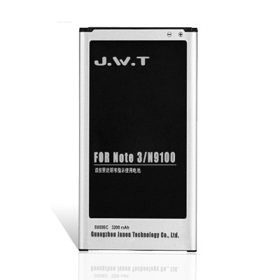 replacement battery for SAMSUNG note3