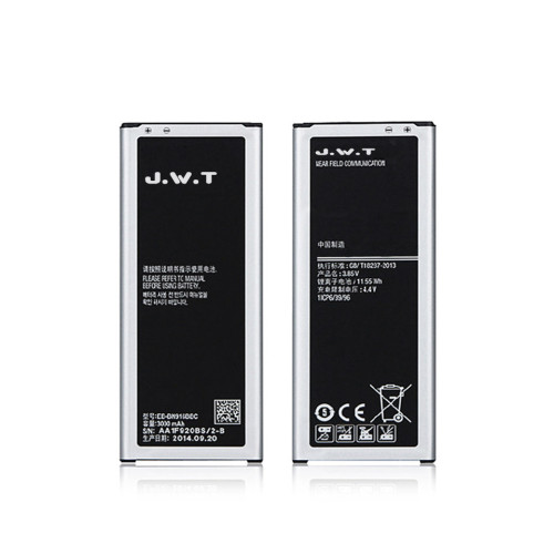 GB T18287 mobile phone battery for SAMSUNG note edge