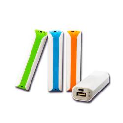2018 hot selling cheap new rohs mobile power bank 2600mah