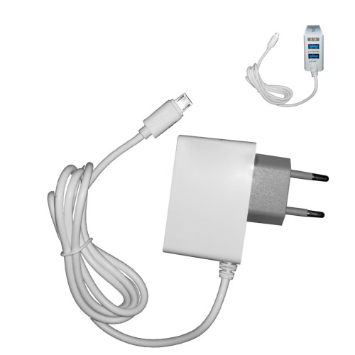 2.1A USB Portable mobile phone charger